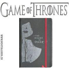Games of Thrones Game of Thrones Melissandre Notebook/Journal geek ...