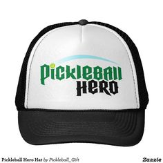 Pickleball Hero Hat