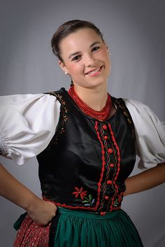 Folk Costume, Costumes, Hungarian Embroidery, Folk Dance, Story Prompts, Russian Folk, Folk Fashion, People Of The World, Central Asia
