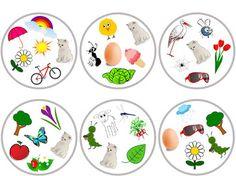 Podgląd miniatur o element napędowy Google Drive, Toddler Fun, Toddler Preschool, Fun Games For Kids, Diy For Kids, Hugo Game, Spring, Vocabulary Games, English Fun