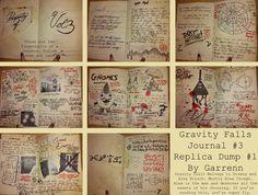 the journal gravity falls - Google Search