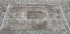 Gray Over-dyed Turkish Rug  Treniq Rugs. View thousands of luxury interior products on www.treniq.com