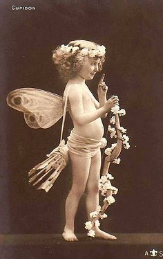 The World's Best Photos of cherub and postcard Vintage Ephemera, Vintage Cards, Vintage Postcards, Victorian Valentines, Vintage Valentines, Vintage Pictures, Vintage Images, Vintage Fairies, My Funny Valentine