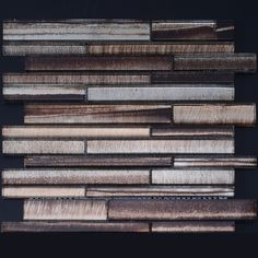 Glass Mosaic Tile, 1 Square Foot contemporary-tile