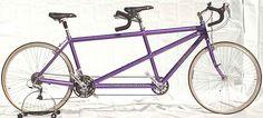 Purple Tandem.