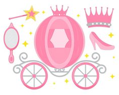 Fairytale Princess clipart Fairytale clipart by ClipArtKiwi