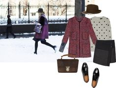 """""""Winter stylish"""" by ingridhgj ❤ liked on Polyvore"""