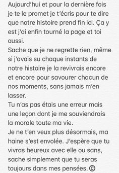 Moi et mes souvenirs – Best Pins Live Loss Quotes, New Quotes, Faith Quotes, Funny Quotes, Deep Texts, Marriage Thoughts, Feeling Song, Feelings Words, French Quotes