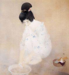 blackcoffeecinnamon: Itou Shinsui (1898-1972)... - Nippon-Graph