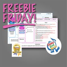 Funky Feet Music and Dance Samples: 2 Free Songs in today's Friday Freebie  Two free downloads of Funky Feet songs and accompanying educator's guides with lyrics, movements, and correspondence to Aistear themes and learning areas