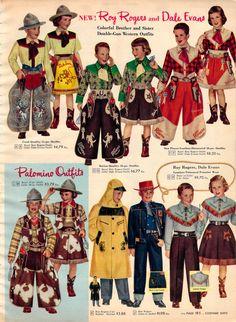 1952 Sears Christmas - Roy Rogers