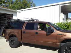 Great Camper Shell Roof Racks   Expedition Portal