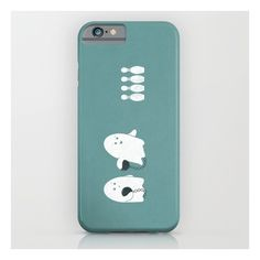 Bowling Ghost iPhone & iPod Case ($35) ❤ liked on Polyvore featuring accessories, tech accessories and iphone & ipod cases