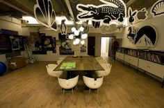 Inside Their World: 18 Top Cool Agency Interior Designs