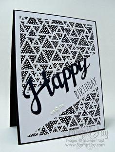 http://blog.Stamp4Joy.com - Alternative Paper Pumpkin Craft - May 2016 Paper Pumpkin