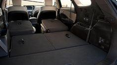 2014 SANTA FE 50/50 SPLIT-FOLDING 3RD-ROW BENCH SEAT Visit http://www.hyundaigreenvalley.com/