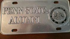 Penn State Alumni with Seal Pewtarex
