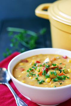 If you are looking for a wonderful tasting, hearty fall and/or winter soup, this potato soup is for you. It is really easy to make. And it is so, so good.