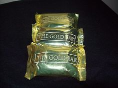 Just pay the unbelievable price of $18 & get The Gold Bar Citrus Scent - 3 Pack Pack with priority mail expedited shopping.