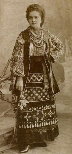 Українські етнічні прикраси