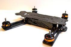 Dronz - Drone Racing Frames, Rx-2 Rx-1