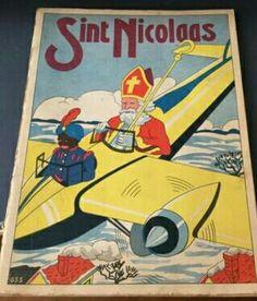 Sint Nicolaas boekje ca.1920