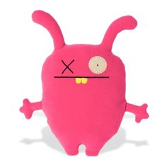 I love all of the Ugly Dolls!!!!
