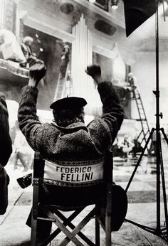 Federico Fellini was an Italian film director and scriptwriter. Known for a distinct style that blends fantasy and baroque images, he is considered one of the most influential filmmakers of the 20th century.