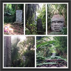 Mayan Ruins at Chankanaab Park in Cozumel Mexico - easy and short tour for kids. #travel #cozumel #mexico