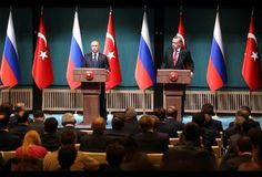 BY AGNIA GRIGAS AND NORA FISHER ONAR - Last week's deal to launch the Turkish Stream gas pipeline by December 2016, may spell a new era in Turkey and Russia's energy and political relations.