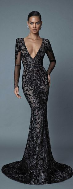 All everything ♥ 2019 Evening line couture - Prom Dresses Design Formal Evening Dresses, Evening Gowns, Prom Dresses, Prom Dress Couture, Textiles, Fashion Project, Formal Wear, Couture Fashion, Frocks