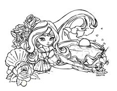 Aphrodite by JadeDragonne.deviantart.com on @DeviantArt