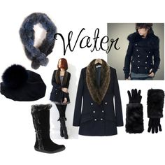 A fashion look from December 2009 featuring faux fur jacket, fur-trimmed coats and leather boots. Browse and shop related looks. Faux Fur Jacket, Fur Coat, Feng Shui, Water Element, Holiday Fashion, Fashion Looks, Glamour, Shopping, Outfits