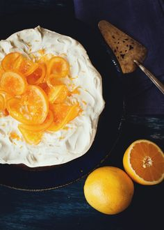 {<3} Flourless Orange Cake