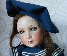 Princess Elizabeth French Bisque Head Doll by French Maker Jumeau