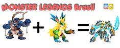 Monster Legends Breeding Guide, Monster Legends Game, Legend Games, Monsters, Video Games, Dragon, Couple, Books, Videogames