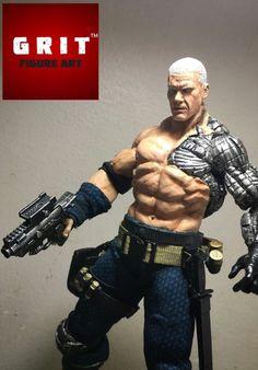 Cable Josh Brolin (Marvel Legends) Custom Action Figure