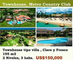 Metro country club. Santo domingo, Dominican Republic. Sal Malagon. Orlando realtor. English/Español. (407)346-5977
