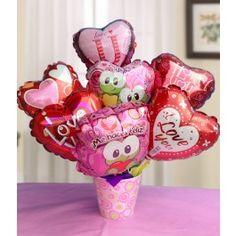 """Amor, variedad de globos de 9"""""""