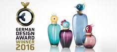 LEONARDO - German Design Award #design #vases #award #papgeno #leonardoglas #leonardoglasliebe