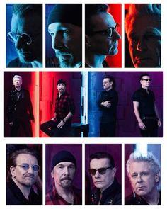 U2 - I just love these Dudes!