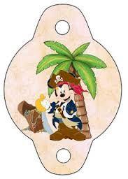 Resultado de imagen para mickey pirata