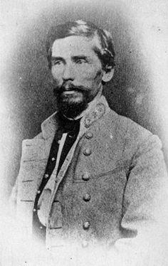 Major General Patrick Ronayne Cleburne, CSA (1828-1864)