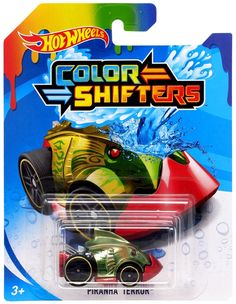 Now you can transform the color of your Hot Wheels cars with Color Shifters scale vehicles. Hot Wheels Display, Pokemon Toy, Car Colors, Car Prices, Hot Wheels Cars, Display Case, T Rex, Kids Toys, New Baby Products