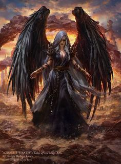 Archive Realm of Fantasy: Of Angels and Demons Vol. 2 :iconrealm-of-fantasy: &nb. Collection: Of Angels and Demons Vol. Dark Fantasy Art, Fantasy Kunst, Fantasy Women, Fantasy Girl, Fantasy Artwork, Dark Art, Dark Gothic Art, Dark Angels, Angels And Demons