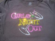 GIRLS NIGHT OUT!!!  Get Yours @  facebook.com/getstonedchicago or   etsy.com/shop/getstonedchicago