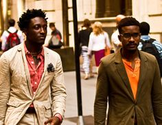 Black Blogger Month: Street Etiquette, The Substance of Style