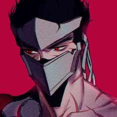 Genji by Takenoko Overwatch Hanzo, Overwatch Comic, Overwatch Fan Art, Character Inspiration, Character Art, Character Design, Genos Wallpaper, Cuadros Star Wars, Overwatch Video Game