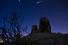 The annual Perseid meteor shower happens in July and August and the clear skies in Gran Canaria mean that you have a good chance of spotting them. Her...