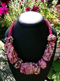 Fabric Beads Tutorial | Fabric Beads
